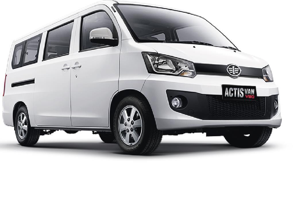 faw passenger car (1)